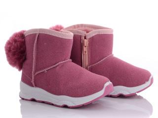 Угги детские Xifa-kids-F6042-5 pink