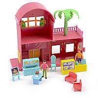 Кукольный домик с музыкой и светом 62-057