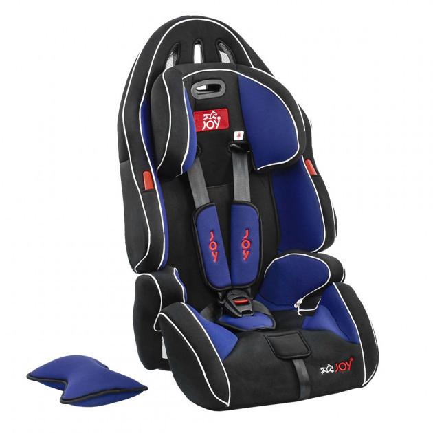 Автокресло универсальное G 2010 цвет чёрно-синий (9-36 кг)