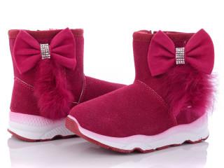 Угги детские Xifa-kids-F6041-8-pink