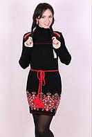 В'язана жіноча сукня - Іванка