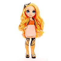 Кукла Рейнбоу Хай Rainbow High – Поппи Роуэн с аксессуарами 569640, фото 4