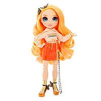 Кукла Рейнбоу Хай Rainbow High – Поппи Роуэн с аксессуарами 569640, фото 5