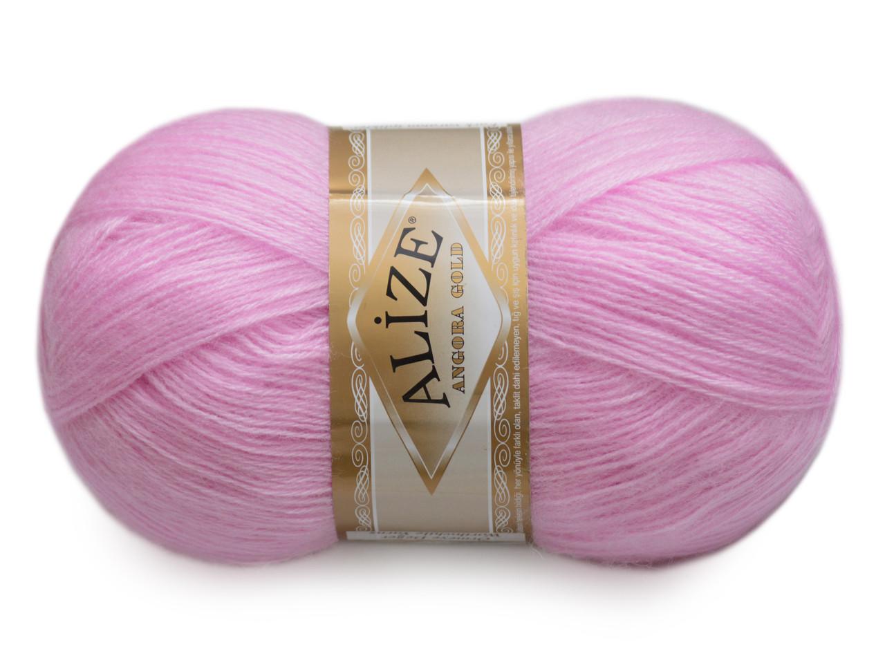 Alize Angora Gold, Светло-розовый №185