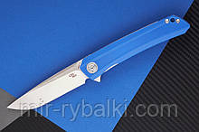 Ніж складаний CH 3002-G10-blue