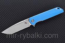 Ніж складаний CH 3507-G10-blue