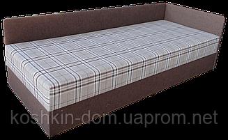 Кровать односпальная Болеро аллигатор