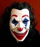 Маска Джокера пластик, фото 2