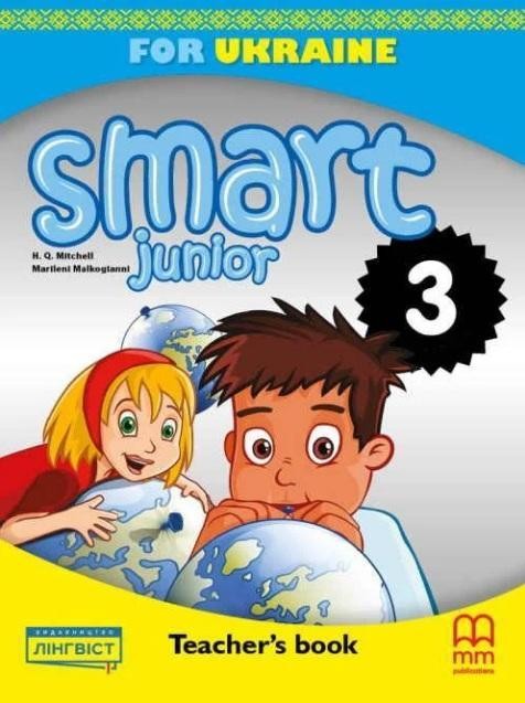 Smart Junior 3 for UKRAINE Teacher's Book