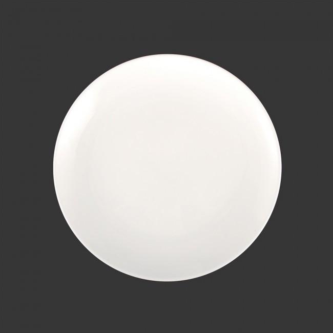 Тарелка плоская подставная HLS Extra white 10` 255 мм (W0124)