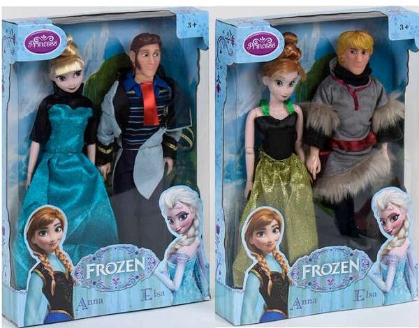 Кукла ZT 8878 А Frozen, 2 вида