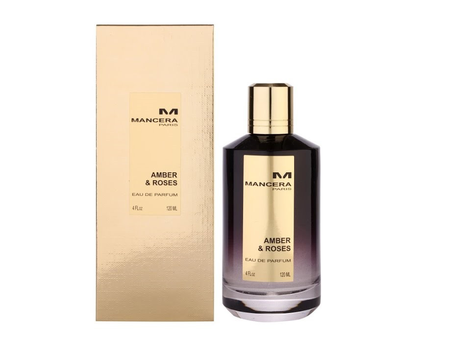 Mancera Amber & Roses 120 ml (tester)