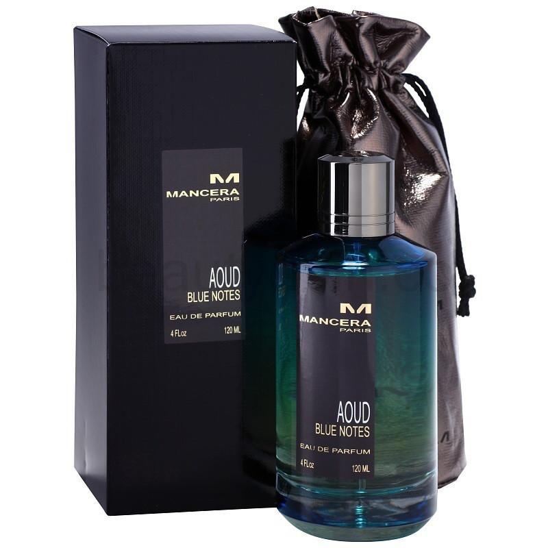 Mancera Aoud Blue Notes 120 ml (tester)
