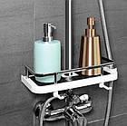 Полка для ванной комнаты Shower Rack   Полочка для душа   Органайзер для ванной комнаты, фото 2