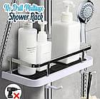 Полка для ванной комнаты Shower Rack   Полочка для душа   Органайзер для ванной комнаты, фото 8
