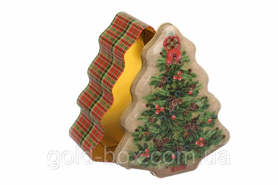Жестяные коробочки «Merry Christmas »