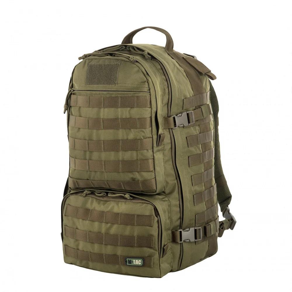 M-Tac рюкзак Trooper Pack Olive 50л олива