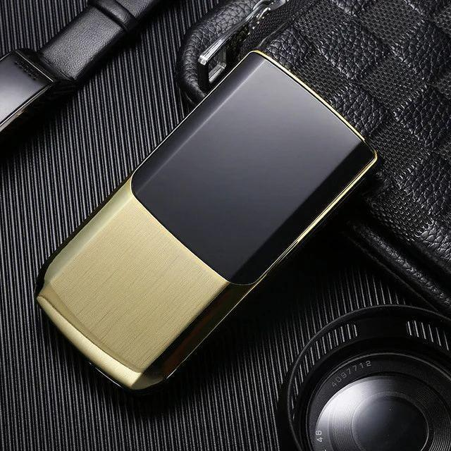 Мобильный телефон Tkexun 2720 Gold Dual Sim 3800 мАч
