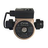 Насос циркуляционный Optima OP25-40 130мм + гайки, + кабель с вилкой!, фото 4