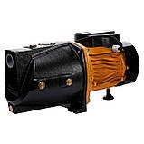 Насос центробежный Optima JET150-PL 1,3кВт чугун длинный, фото 2