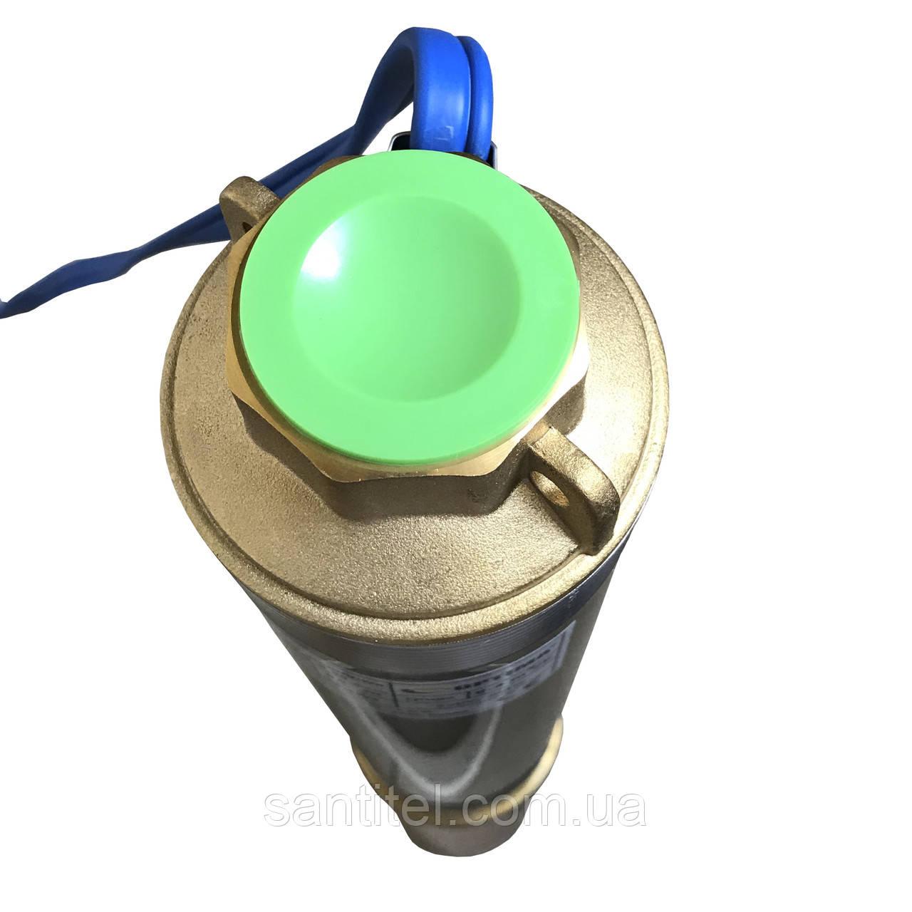 Насос скважинный с повышенной уст-тью к песку  OPTIMA  4SDm6/20 2.2 кВт 126м + пульт