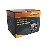 Насос циркуляционный Optima OP25-40 180мм + гайки, + кабель с вилкой!, фото 6