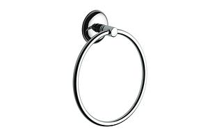 Держатель полотенец- круг металл, Турция  К301