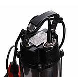 Насос фекальный с режущим механизмом VOLKS V 750 DF 0,75 кВт, фото 5