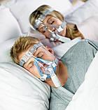 Полнолицевая маска Respironics Amara Gel Full Face CPAP Mask with Exhalation Port Size P, фото 3