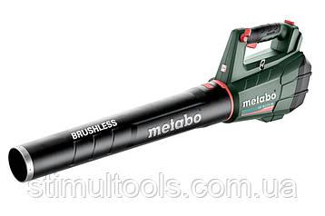 Аккумуляторная воздуходувка Metabo LB 18 LTX BL