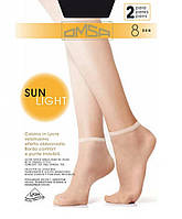 "Носки  Omsa ""Sun Light"" 8 den (2 пары)"