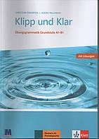 "Christian Fandrych, Ulrike Tallowitz ""Klipp und Klar. Практична граматика німецької мови"" Базовий рівень, фото 1"