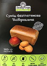 """Суміш безглютенова  """"Універсальна"""" 500 гр"""