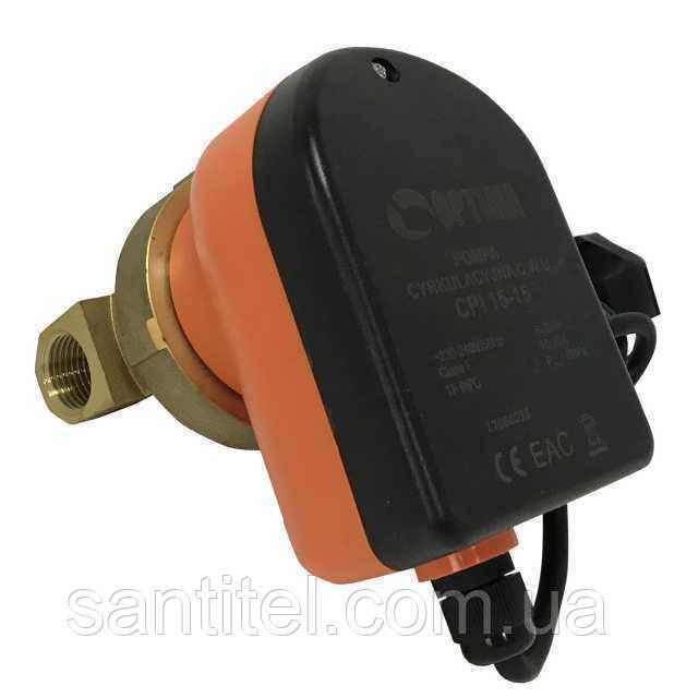 Насос рециркуляционный Optima CPI 15-15 84 мм + кабель с вилкой!