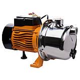 Насос центробежный Optima JET100S 1,1кВт нержавейка, фото 3