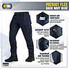 M-Tac брюки Patriot Flex Dark Navy Blue, фото 7