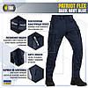 M-Tac брюки Patriot Flex Dark Navy Blue, фото 10
