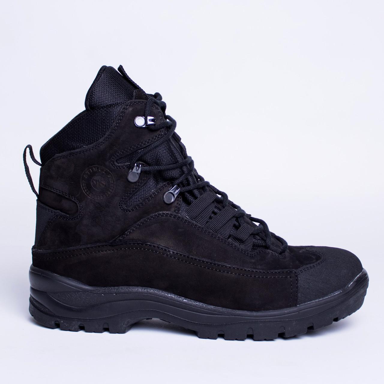 Ботинки Тактические, Зимние Гром Черный