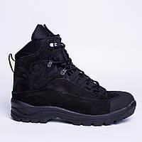 Ботинки Тактические, Зимние Гром Черный, фото 1
