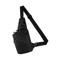 M-Tac сумка однолямочная пистолетная Sling Pistol Bag Elite Black