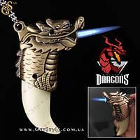 "Турбо-зажигалка Дракон - ""Dragon Lighter"""