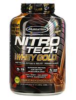 MuscleTech Nitro-Tech 100% Whey Gold 2500g
