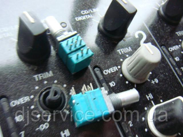 Потенциометр DCS1119 DCS1103 TRIM для Pioneer djm900