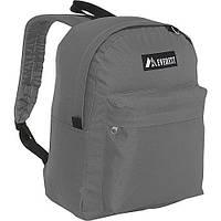 Рюкзак Everest Classic Backpack (Gray) серый
