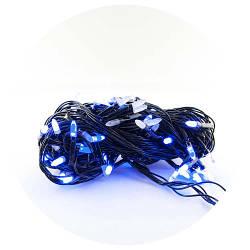 Светодиодная гирлянда XMas LED 100 B-3 Синяя