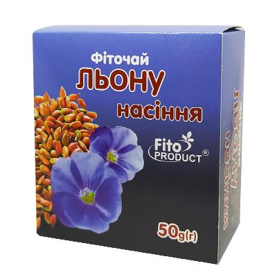 Семена Льна 50г. Фитопродукт
