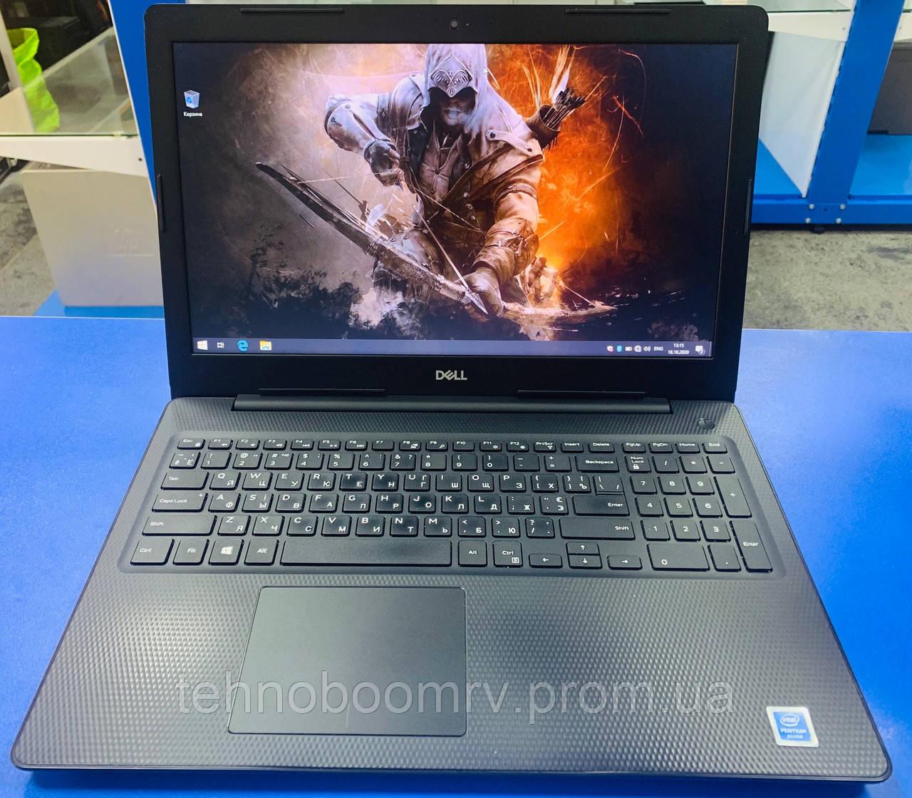 Бизнес Dell/Intel Pentium N5000 2.7GHz 4ядра/DDR4 4GB/SSD