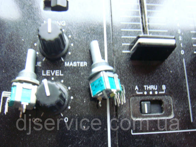 Потенциометр DCS1086 Master Level для пультов Pioneer djm 900