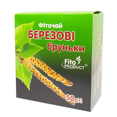 Березовые Почки 50г. Фитопродукт