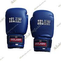 Боксерские перчатки «ZELART» 10 OZ, фото 1